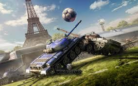 World of Tanks : Gianluigi Buffon nous présente le retour du mode football
