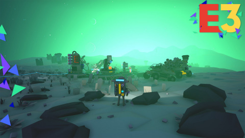 Astroneer : Un jeu sandbox d'exploration spatial - E3 2018