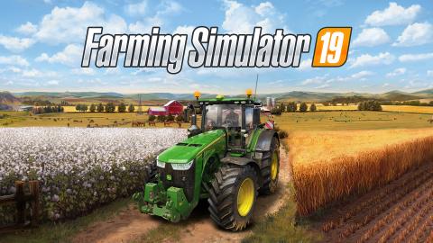 Farming Simulator 19 sur PS4
