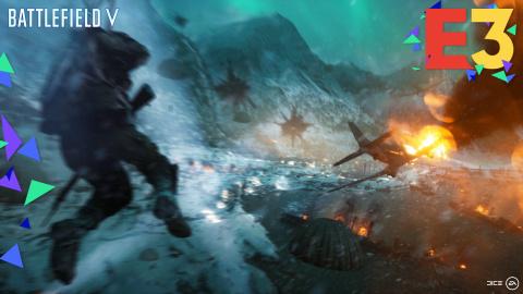 Battlefield V : Une opération dans la neige - E3 2018