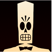 Grim Fandango Remastered sur iOS