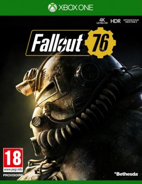 Fallout 76 sur ONE