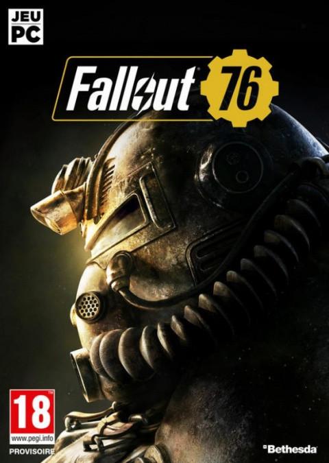 Fallout 76 sur PC