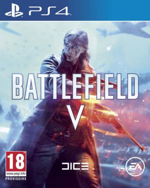 Battlefield V sur PS4
