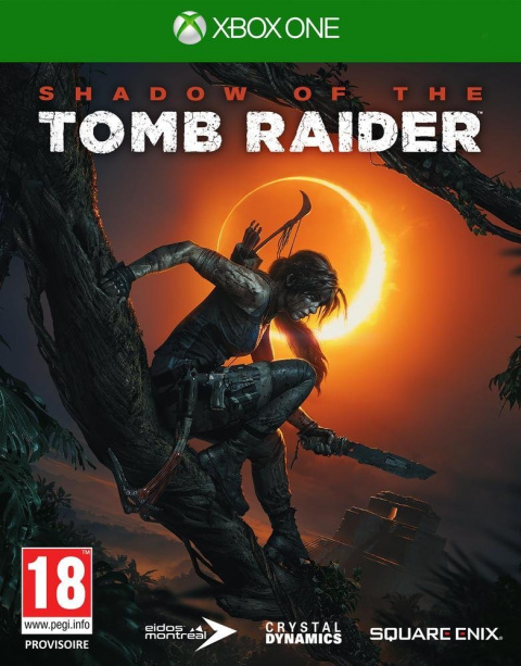Shadow of the Tomb Raider sur ONE