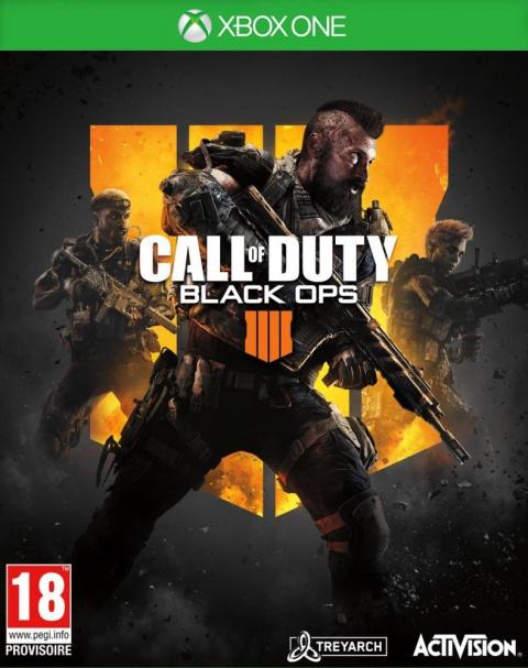 Call of Duty : Black Ops IIII sur ONE