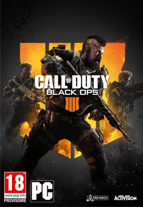 Call of Duty : Black Ops IIII sur PC
