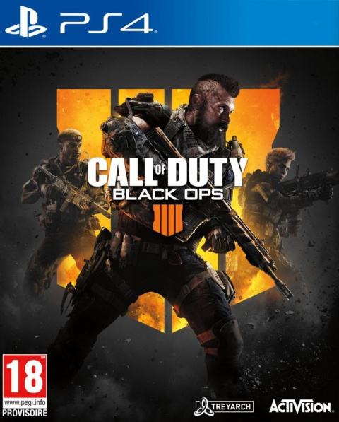 Call of Duty : Black Ops IIII sur PS4