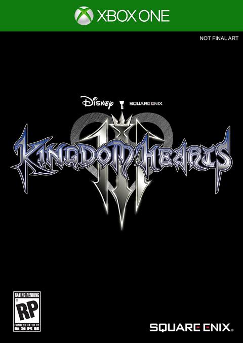 Kingdom Hearts III sur ONE