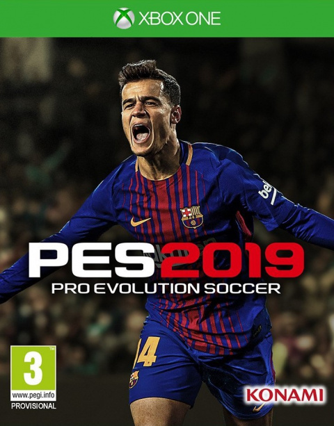 Pro Evolution Soccer 2019 sur ONE