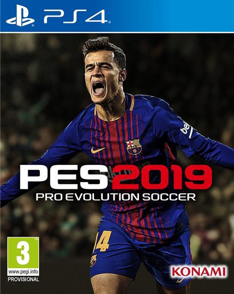Pro Evolution Soccer 2019 sur PS4