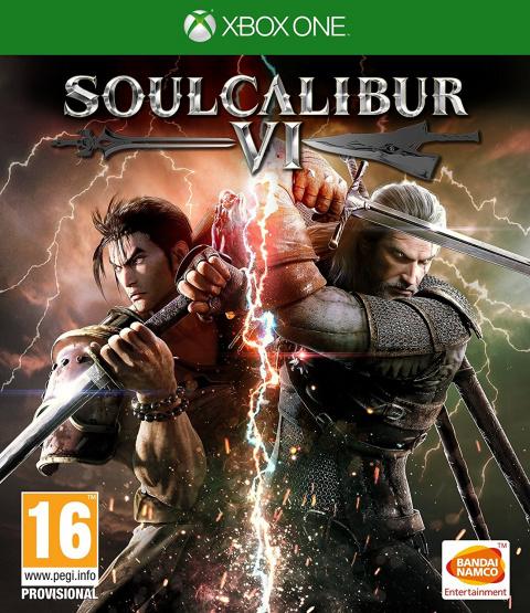 SoulCalibur VI sur ONE