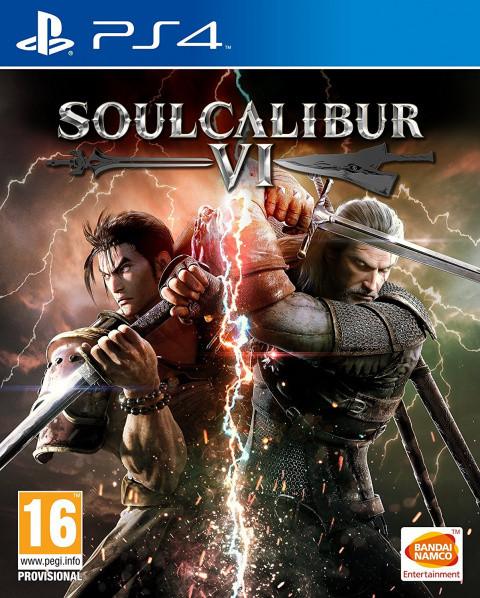 SoulCalibur VI sur PS4
