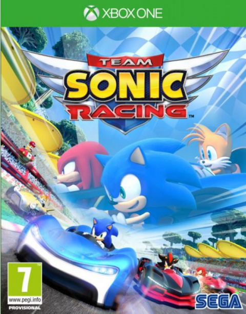 Team Sonic Racing sur ONE