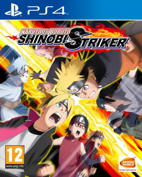 Naruto to Boruto : Shinobi Striker sur PS4