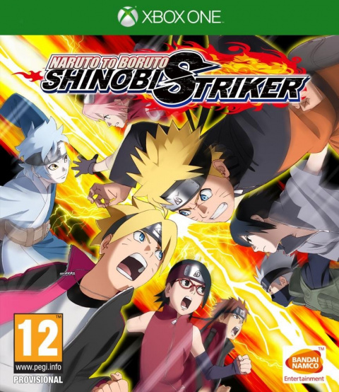 Naruto to Boruto : Shinobi Striker sur ONE