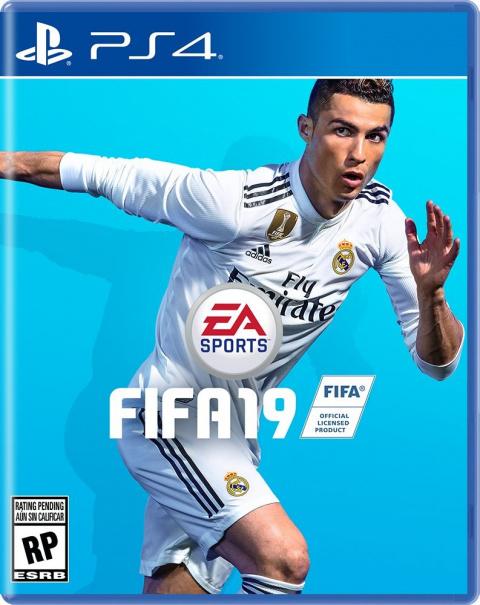 FIFA 19 sur PS4