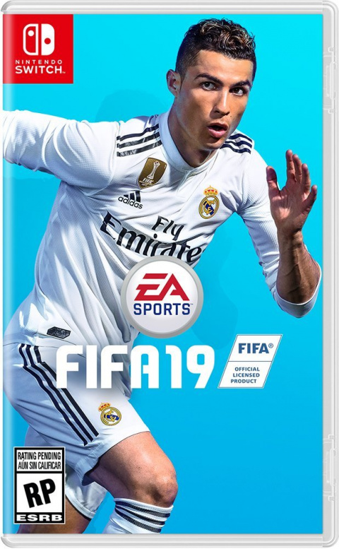 FIFA 19 sur Switch