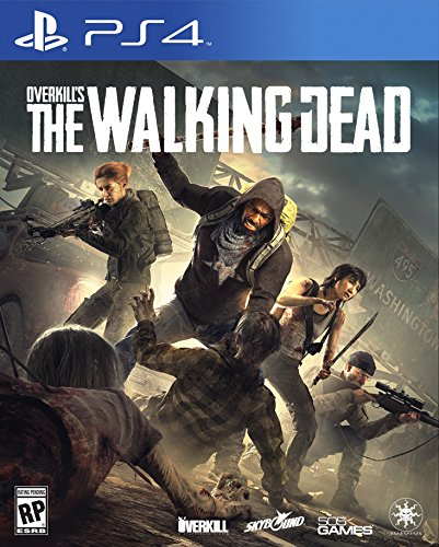 Overkill's The Walking Dead sur PS4