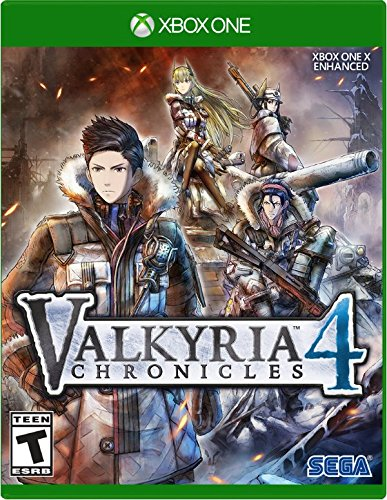 Valkyria Chronicles 4 sur ONE