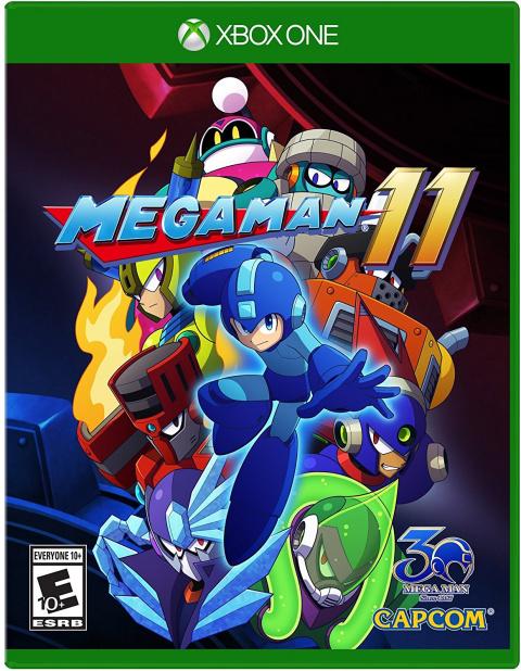 Mega Man 11 sur ONE