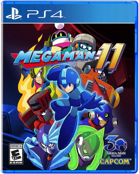 Megaman 11 (PS4/ONE/Switch/PC) 1529048837-7524-jaquette-avant
