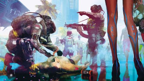 Cyberpunk 2077 : Un patch 1.22 déployé sur consoles et PC