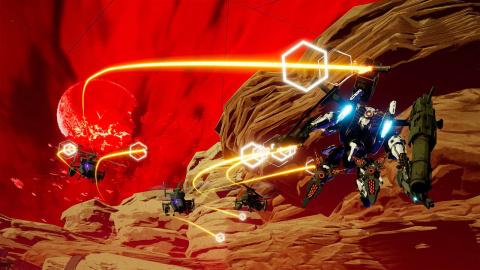Daemon X Machina : La fureur des méchas se dévoile à la Nintendo Treehouse - E3 2018