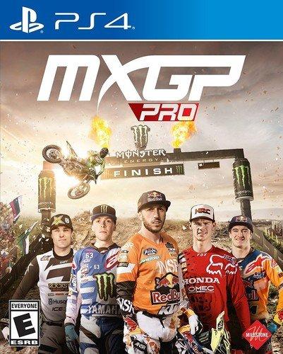 MXGP Pro sur PS4