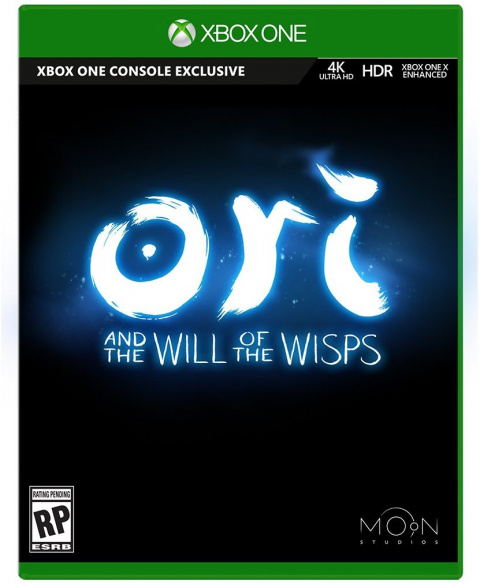 Ori and the Will of the Wisps sur ONE