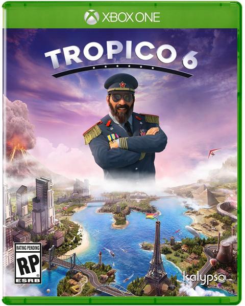 Tropico 6 sur ONE