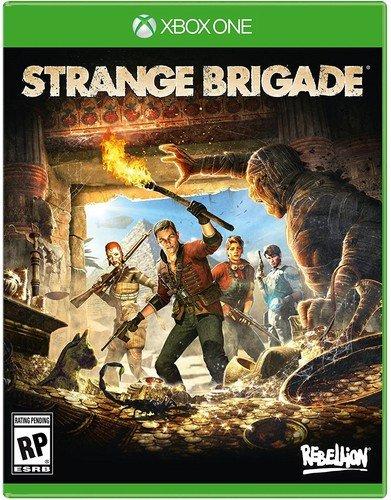 Strange Brigade sur ONE