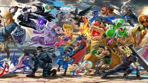 Super Smash Bros. Ultimate (Nintendo Switch) 1529054580-5405-artwork