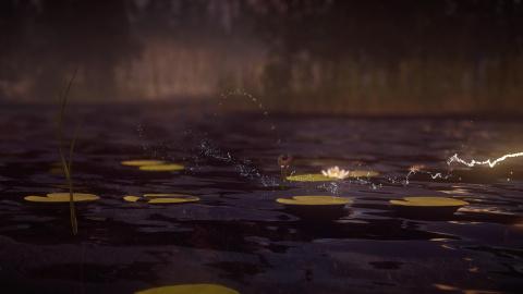 Chapitre 4 - Le bain de minuit