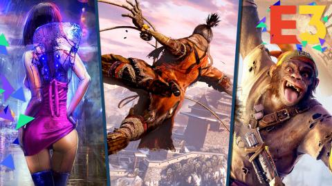 E3 : Retrouvez l'ensemble des aperçus de la rédaction