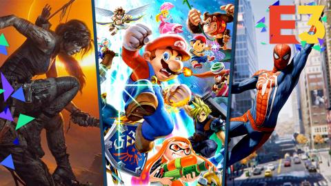 E3 : Retrouvez l'ensemble des reportages de la rédaction
