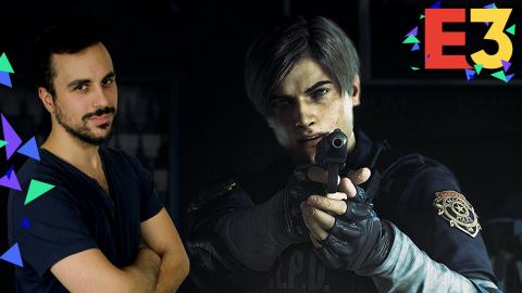 Resident Evil 2 Remake : Le retour d'une licence incontournable - E3 2018