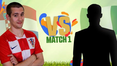 CDM JV 2018 : Croatie (naglaglasson) - Nigeria - (1ère journée)