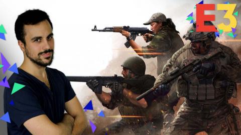 E3 : Insurgency Sandstorm, de la coopération et du réalisme