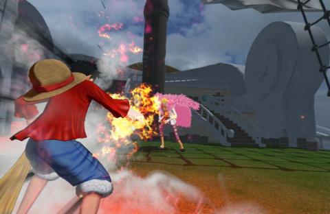 One Piece : Grand Cruise, la VR qui fait plouf !