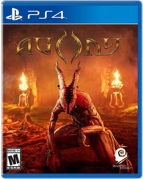Agony sur PS4