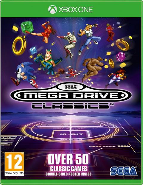 Sega Mega Drive Classics sur ONE