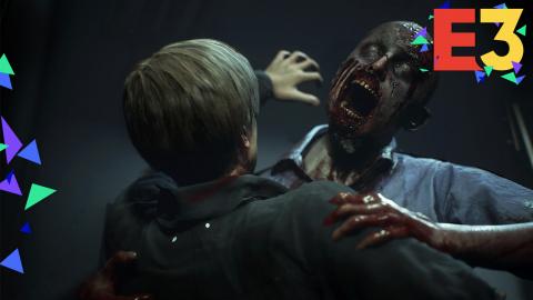 E3 : Resident Evil 2 Remake: nouveau gameplay, ajouts, Capcom nous en parle