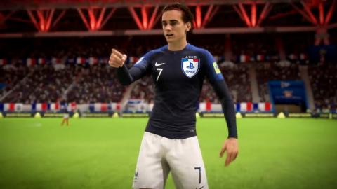 PS League : Vivez la coupe du monde avec FIFA 18 !