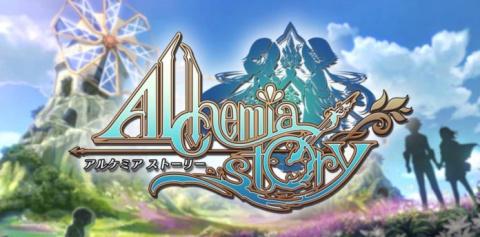 AlchemiaStory sur Android