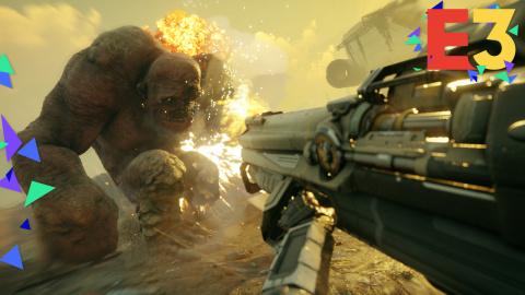 Rage 2 : Le chaos, la folie, les explosions, un cocktail sur le retour - E3 2018