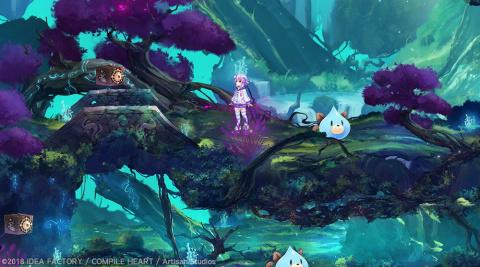 Super Neptunia RPG reporté au printemps 2019