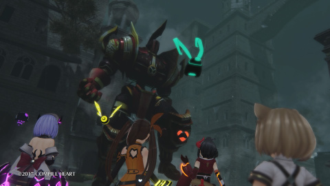 Death end re;Quest, une autre idée du game over