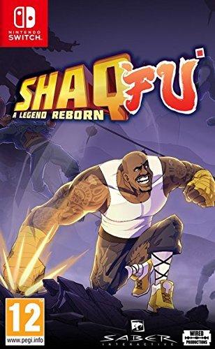 Shaq Fu : A Legend Reborn sur Switch