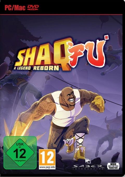 Shaq Fu : A Legend Reborn sur PC